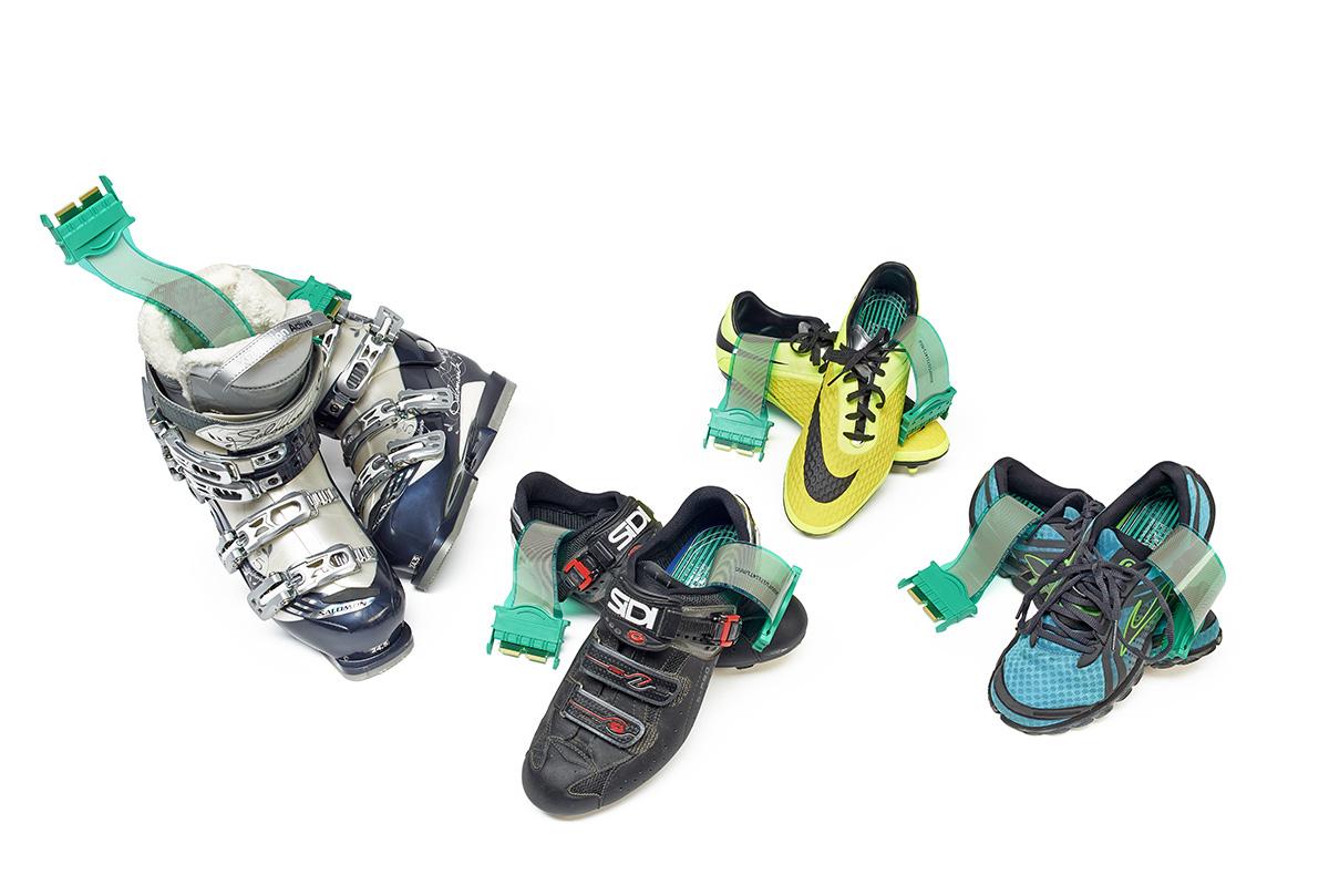 Im Schuh Messung